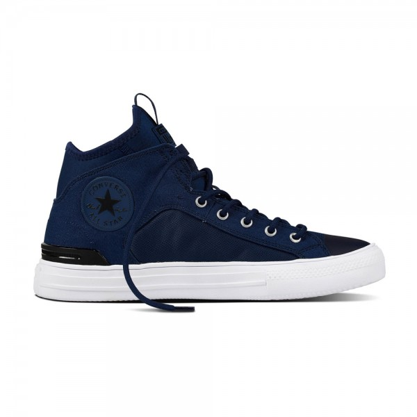 Chuck Taylor All Star Ultra Mid - Navy / Black / White Synthetics