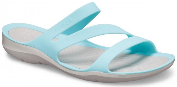 Swiftwater Sandal Ice Blue / Pearl White Croslite