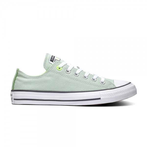 Chuck Taylor All Star - Ox - Green Oxide / Black / White Canvas
