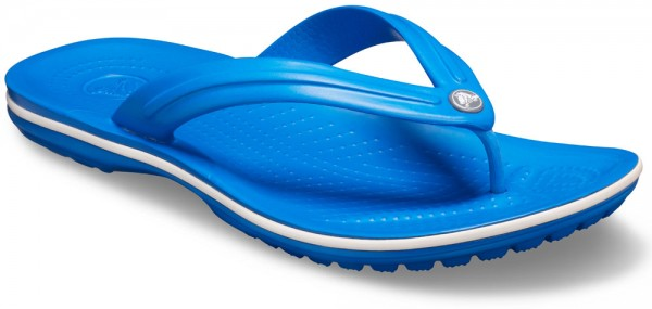 Crocband Flip Bright Cobalt / White Croslite