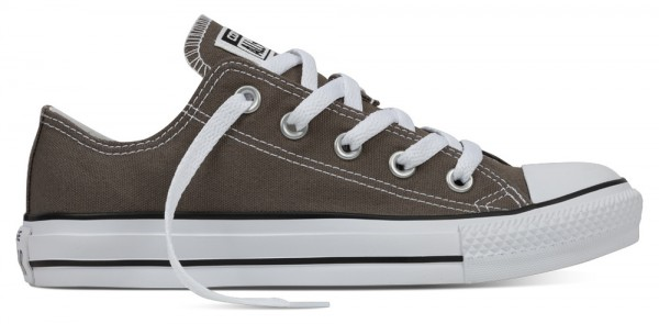 Chuck Taylor All Star Ox CHARCOAL Canvas  8dcea08b10