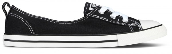 Chuck Taylor All Star Ballet Lace Black Canvas