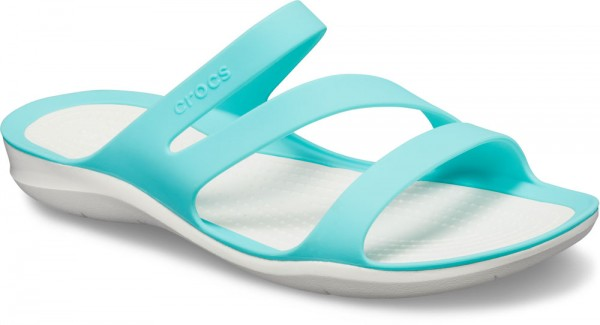 Swiftwater Sandal Pool / White Croslite