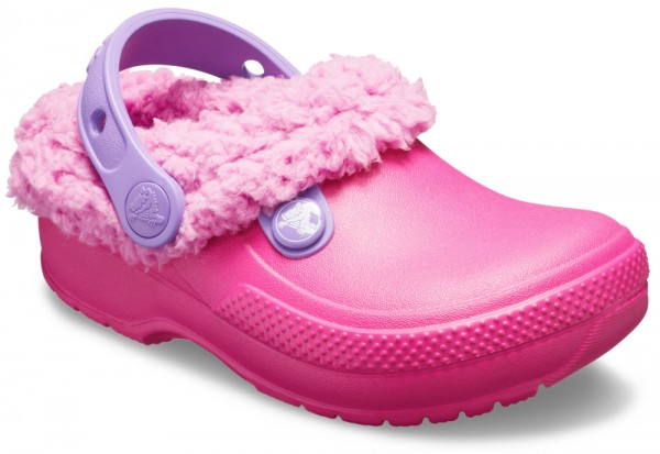 Blitzen Iii Clog Kids Candy Pink / Party Pink Croslite
