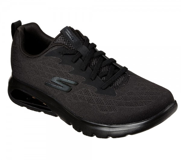 Go Walk Air Nitro Black / Black Textile