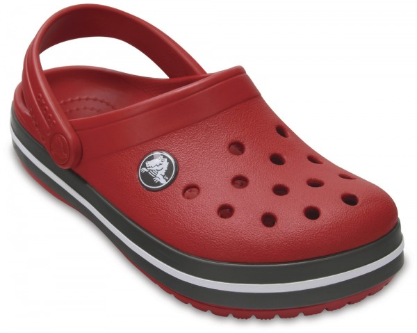 Crocband Clog Kids Pepper / Graphite Croslite