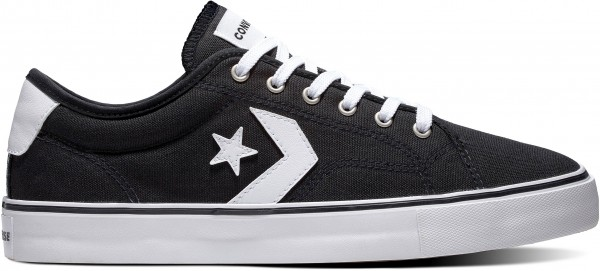 Converse Star Replay Star Of The Show - Black / White / White Canvas