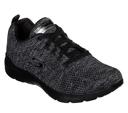 Flex Appeal 3.0 - High Tides Black / Charcoal Textile