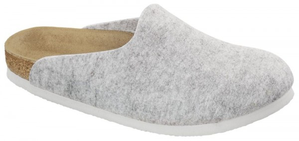 Amsterdam Light Grey Felt