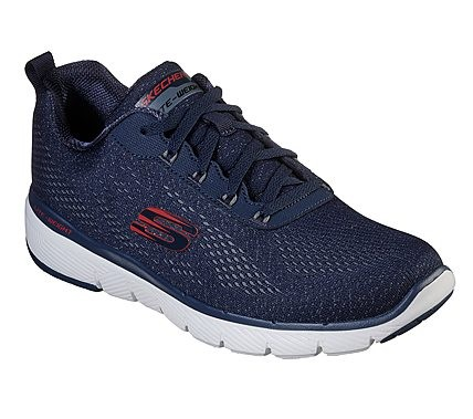 Flex Advantage 3.0 Navy / Red Textile