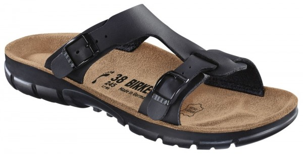 Sofia Black Soft Footbed Birko-Flor