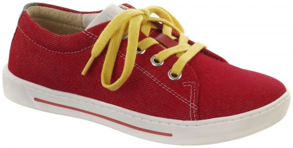 Arran Kids Red Textile