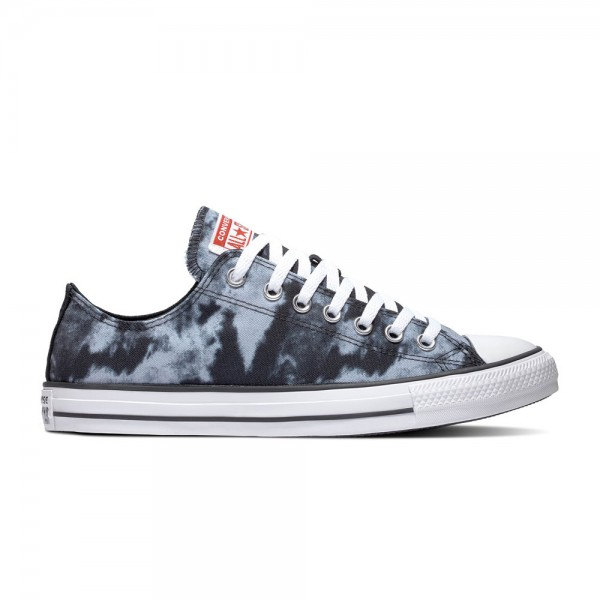 Chuck Taylor All Star - Ox - Wolf Grey / White / Black Canvas