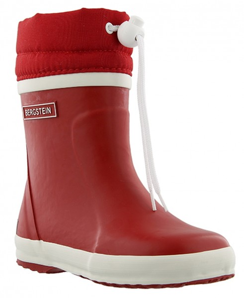 Winterboot Red Rubber