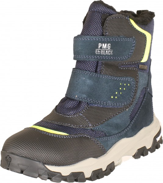 Pwk Gtx 64235 - Navy / Blue suede leather