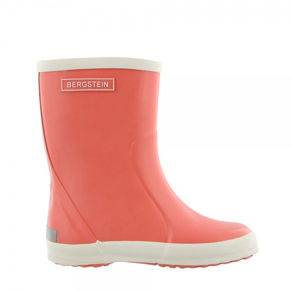 Rainboot Coral Rubber