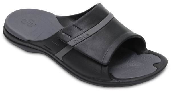 MODI Sport Slide Black / Graphite Croslite