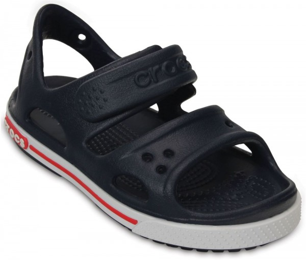 Crocband Ii Sandal Kids Navy / White Croslite