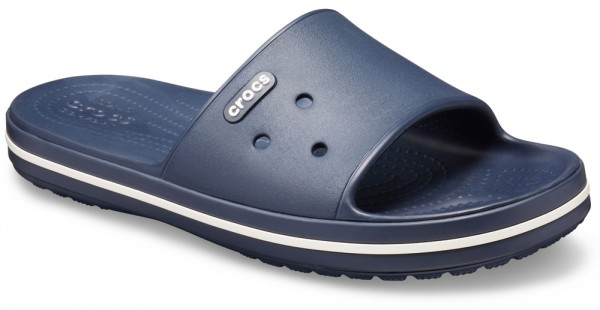 Crocband III Slide Navy / White Croslite