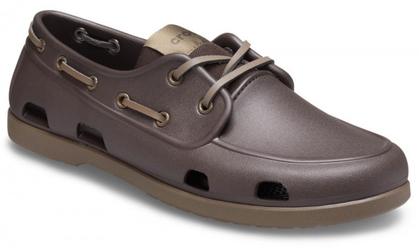 Classic Boat Shoe Men Espresso / Walnut Croslite