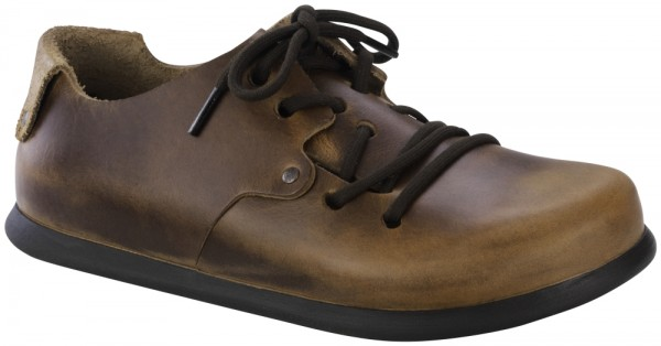Montana Cuoio nubuck leather greased
