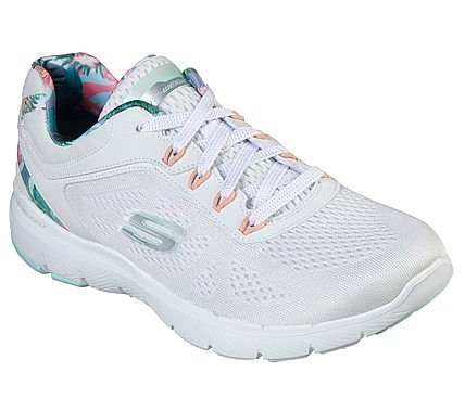 FLEX APPEAL 3.0 White / Mint Textile