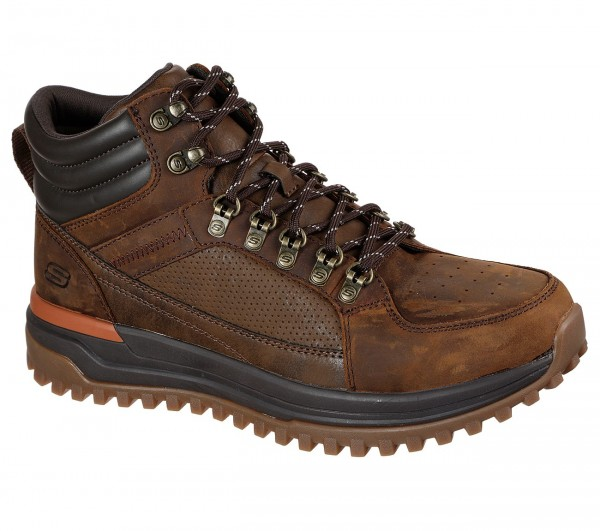 Sole Trek - Mayock - Brown Leather