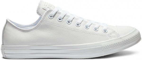 Chuck Taylor All Star - Ox - White Mono Leather