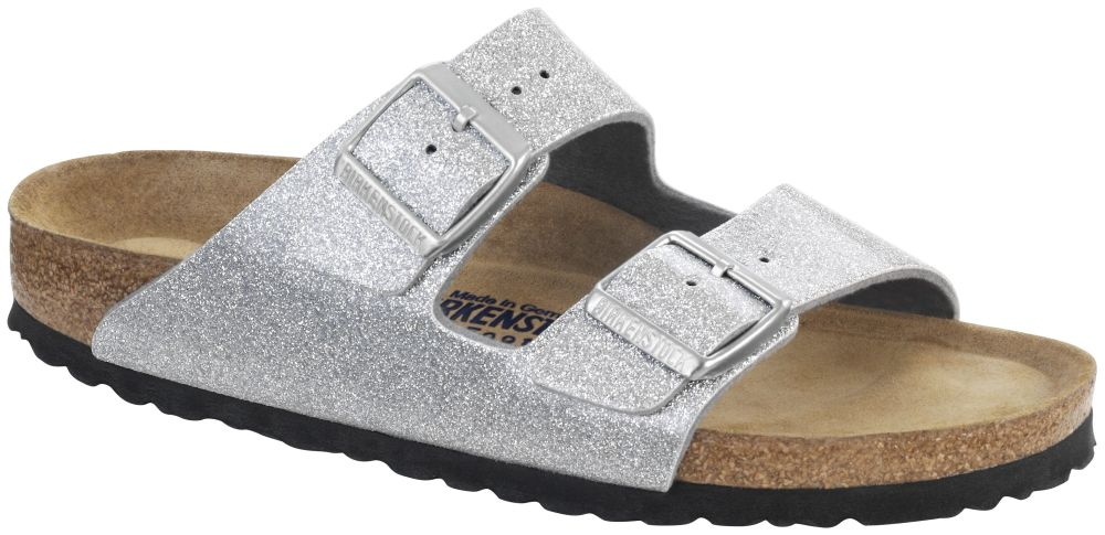 Arizona Magic Galaxy Silver Soft Footbed Birko Flor