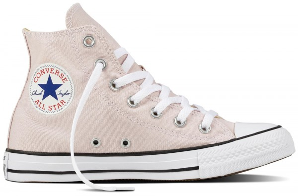 Chuck Taylor All Star Hi Barely Rose Canvas