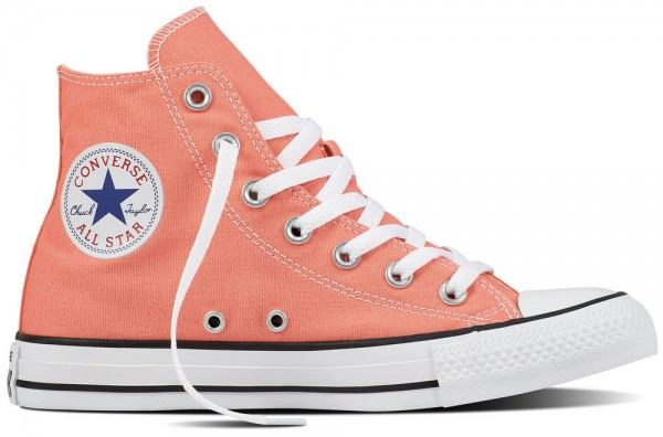 Chuck Taylor All Star Hi Sunblush Canvas  26b9fd801f