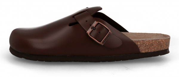 Riva Leather Napa Brown Leather