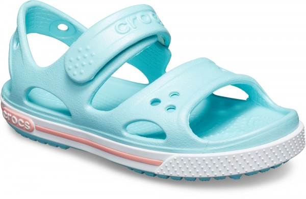 Crocband II Sandal Kids Ice Blue Croslite
