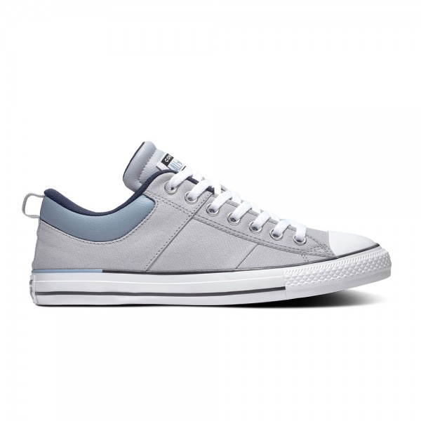 Chuck Taylor All Star Cs - Ox - Wolf Grey / White / Black Leather
