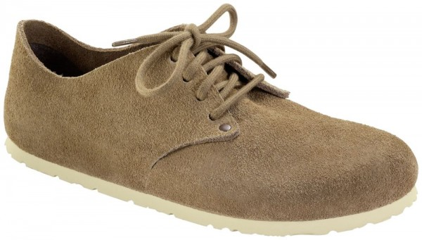 Maine Rubber suede leather