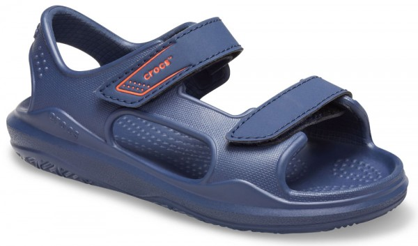 Swiftwater River Sandal Kids Navy / Navy Croslite