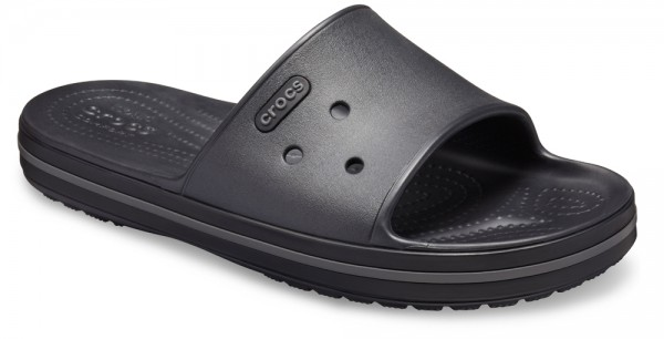 Crocband III Slide Black / Graphite Croslite