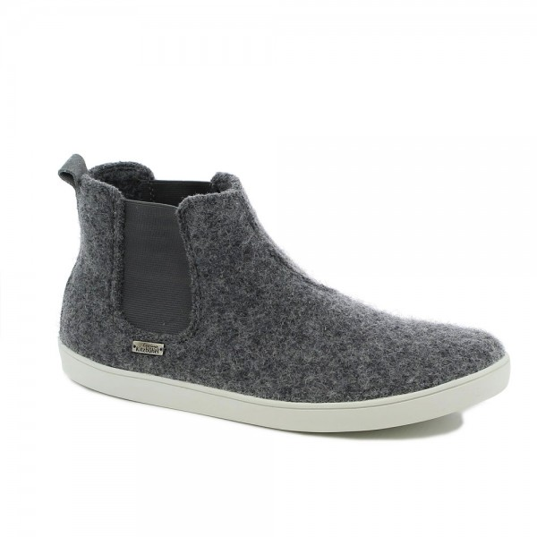 Chelsea Boot Uni Grey Wool