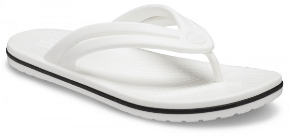 Crocband Flip Women White Croslite