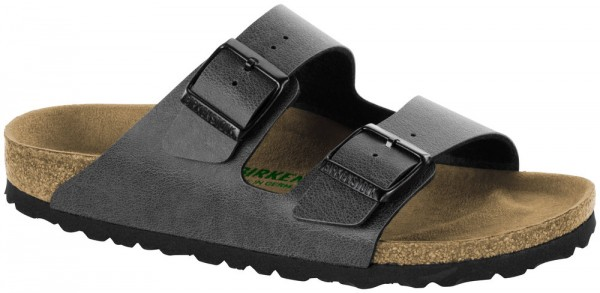 Arizona Pull Up Anthracite Vegan Birko-Flor