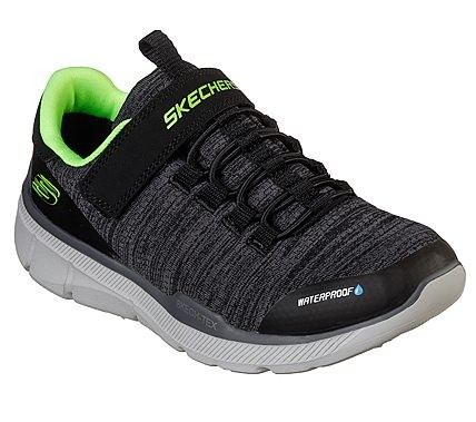 Equalizer 3.0 - Aquablast Black / Charcoal Textile