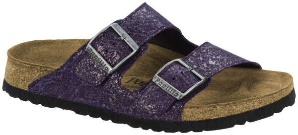 Arizona Grace Purple Leather / Nubuck