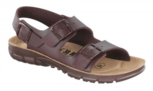 Kano Brown Soft Footbed Birko-Flor