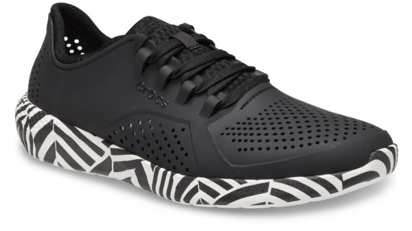LiteRide Geopunk Pacer Men Black/White Croslite