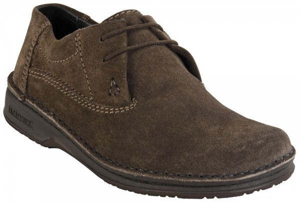 Memphis Mocca suede leather