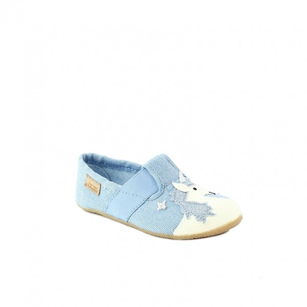 T-Modell Einhorn & Regenbogen Light blue Walk