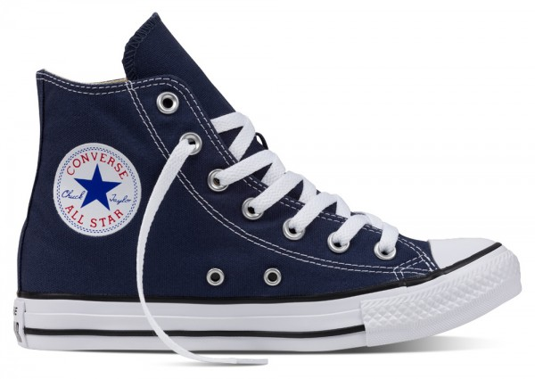 Chuck Taylor All Star Hi Navy Canvas