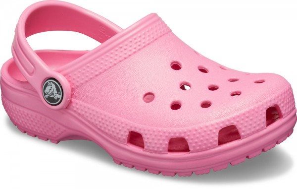 Classic Clog Kids Pink Lemonade Croslite
