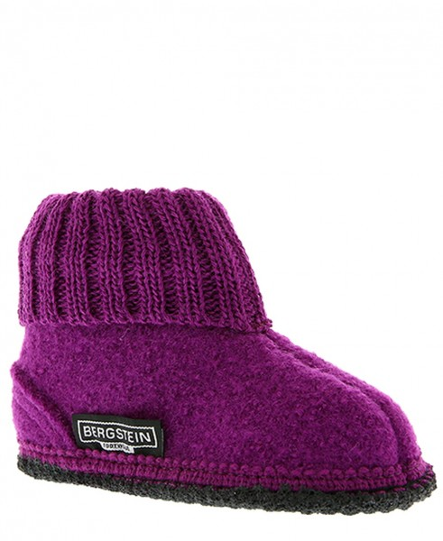 Cozy Purple Wool