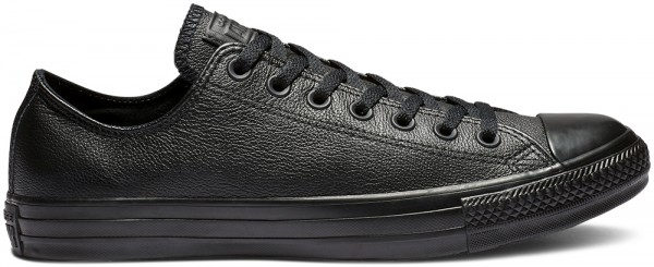 Chuck Taylor All Star - Ox - Black Mono Leather